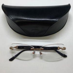 🕶️BVLGARI 2190-B Women's Eyeglasses/703/TIZ754🕶️
